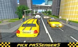 Limo Taxi Transport 3D 2016 screenshot 1/6