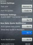DailyQuote screenshot 3/3
