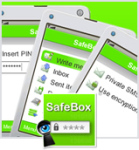 SafeBox Private SMS screenshot 1/2