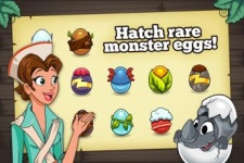 Tiny Monsters by TinyCo screenshot 4/6