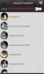 Gangster Ringtones app screenshot 2/5