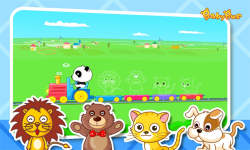 Sticker Puzzles by BabyBus screenshot 2/4