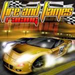 Fire And Flames Racing Lite screenshot 1/4