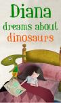 Diana dreams about Dinosaurs Free screenshot 1/6