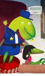 Diana dreams about Dinosaurs Free screenshot 6/6