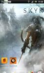 The Elder Scrolls V Skyrim LWP 1 screenshot 3/3