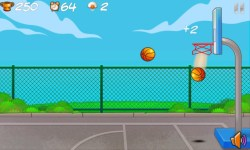 Popu BasketBall Game screenshot 2/2