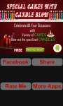 Special Cakes with candle blow screenshot 3/3