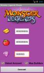 Monster Legends Cheats Unofficial screenshot 1/2