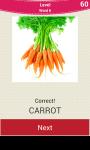 Fruit And Vegetable Names screenshot 5/6