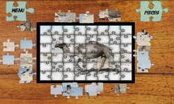 Jigsaw Puzzles Animals World screenshot 3/3