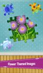 Jigsaw Flower screenshot 1/4