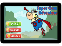 Super Cow Adventure screenshot 1/3