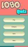Multiple Logo Quiz screenshot 1/4