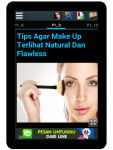 Tutorial Make Up Natural screenshot 5/5