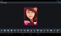 Lovely And Cute Frames screenshot 1/4