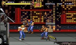 Streets of Rage 2 Premium Edition screenshot 2/5