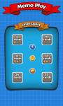 Memory Play HD screenshot 1/6
