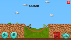 Tricky Mountain Bike screenshot 1/1