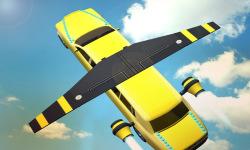 Flying Limo Car Simulator screenshot 2/3