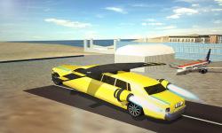 Flying Limo Car Simulator screenshot 3/3
