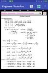 Engineering General calc Tools Free screenshot 5/6