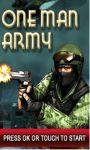 One Man Army-free screenshot 1/3