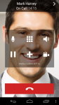 Bria Android - VoIP Softphone single screenshot 1/4
