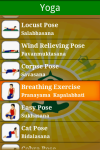 Yoga for Old People_Lite screenshot 5/6