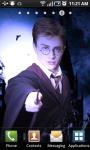 Harry Potter LWP screenshot 1/3