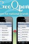 Coupons and Shopping Discounts - GeoQpons screenshot 1/1