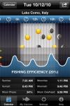 Fishing Calendar screenshot 1/1