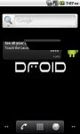 Moto Droid Laser Eye Live Wallpaper screenshot 2/3