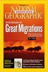 National Geographic Magazine screenshot 1/1