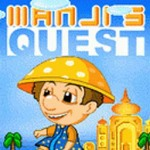 Manjis Quest Free screenshot 1/2