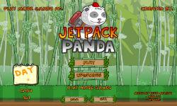 Jetpack Panda screenshot 1/4