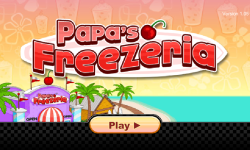 Papas Freezeria screenshot 1/6
