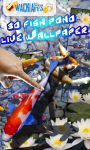 3D fish Pond Live wallpaper screenshot 2/3