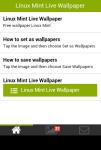 Linux Mint Live Wallpaper Free screenshot 2/5