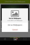 Linux Mint Live Wallpaper Free screenshot 5/5