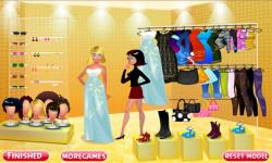Glamour Dress Up screenshot 2/4