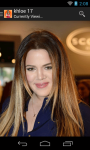 Khloe Kardashian HD Wallpaper screenshot 4/6