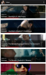 Eminem Music Videos App screenshot 1/1