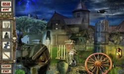 Free Hidden Object Games - Haunted Village screenshot 3/4