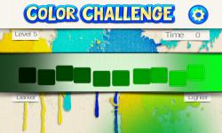 Color Challenge screenshot 1/6