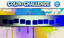 Color Challenge screenshot 2/6