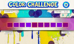 Color Challenge screenshot 5/6