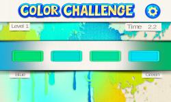 Color Challenge screenshot 6/6
