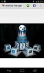 Birthday Manager PRO screenshot 3/5