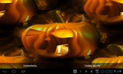 Halloween Pumpkin Live Wallpaper FREE screenshot 1/6